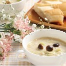 食卓_ホワイトソイスープ