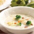 食卓_豆乳のまったりスープ